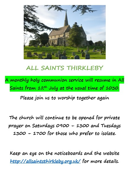 Opening church poster 5