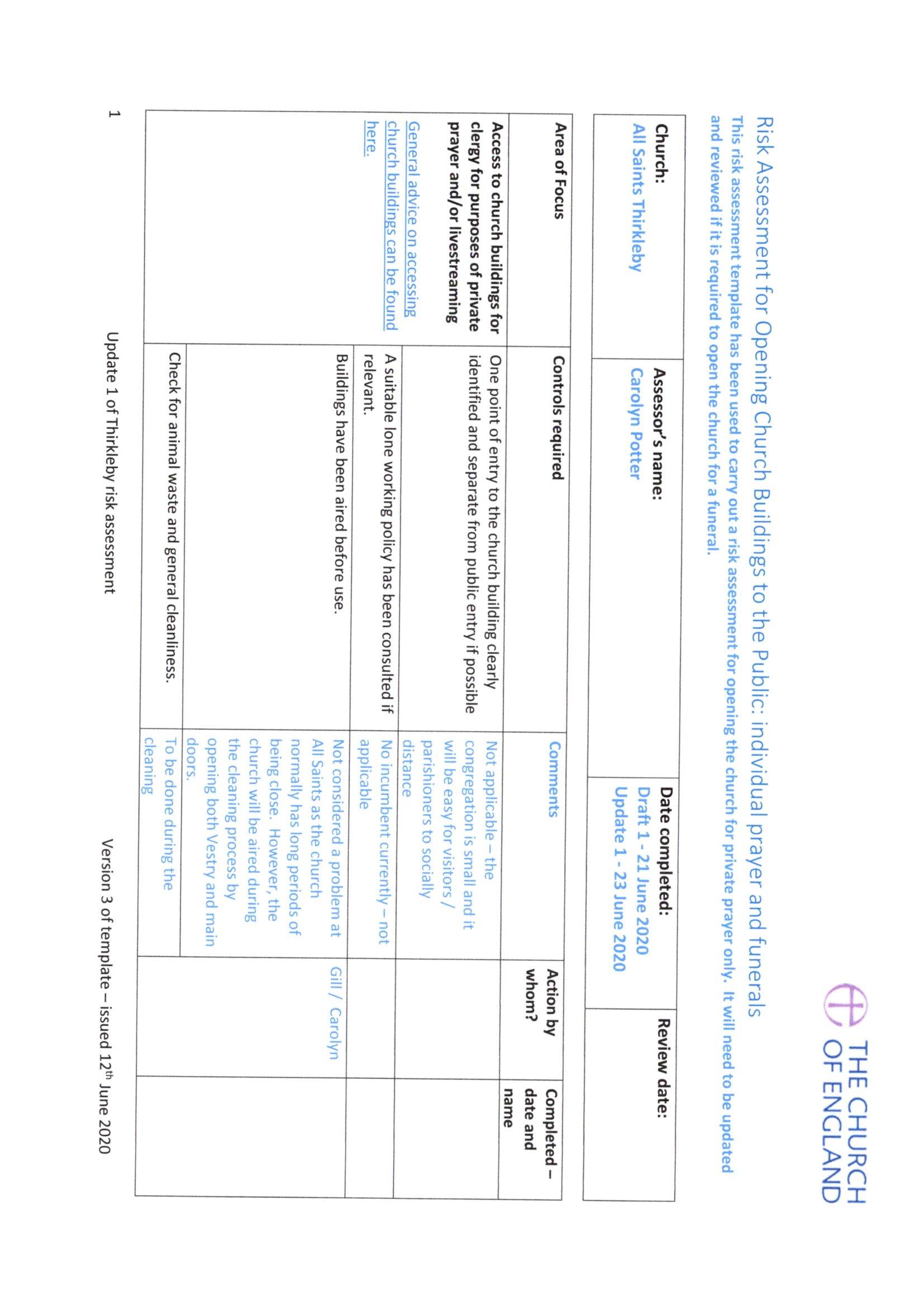 RA page 1
